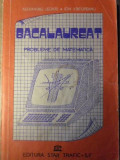 BACALAUREAT. PROBLEME DE MATEMATICA-AL. LEONTE, ION VIRTOPEANU