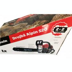 Drujba benzina Blade 520 – 3CP 2 lame 2 lanturi