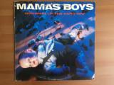 mama's boys growing up the hard way disc vinyl lp muzica rock 1987 PGP RTB YUG