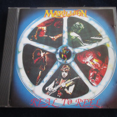 Marillion - Real To Real _ cd,album _ EMI ( 1987, Germania)