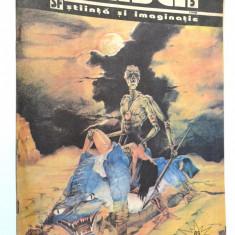 Revista  SF Stiinta si imaginatie Quasar nr. 5 1992