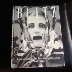 As seen in BLITZ - Fashioning 80s Style - Iain R. Webb