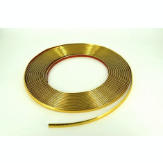 Ornament Decor Rola AURIU cu Adeziv  6mm x 15m AL-240717-8