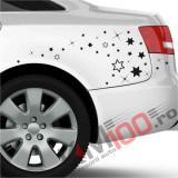 Sticker auto STARS
