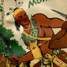 Ultimul mohican (1956)