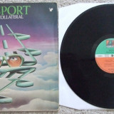 PASSPORT - CROSS-COLLATERAL (ATLANTIC - 1975 - Made in Germany) vinil
