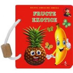 Fructe exotice - Silvia Ursache-Brega