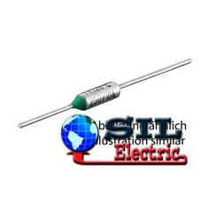 Siguranta termica TS152 10 A 250V (4,2 x 11,6 mm)