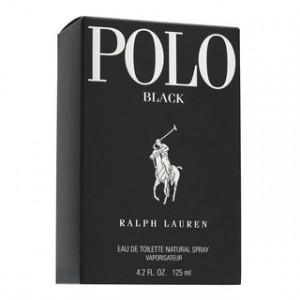 Ralph Lauren Polo Black eau de Toilette pentru barbati 125 ml