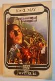 TESTAMENTUL INCASULUI de KARL MAY , 1991