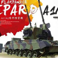 1:35 German Flakpanzer Gepard A1/A2 1:35