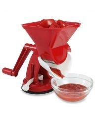 Masina de tocat rosii plastic Master foto