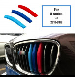 Emblema ornament plastic grila BMW M Power GT seria 3 si 5