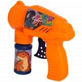 Pistol pentru Baloane de Sapun Dinozaur
