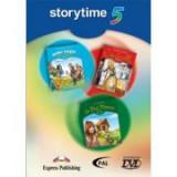 DVD Povesti Storytime 5
