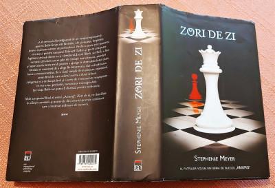 Zori De Zi. Editie cartonata cu supracoperta Ed. RAO, 2009 - Stephenie Meyer foto
