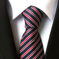 Model 10 - cravata matase 100% + cutie cadou