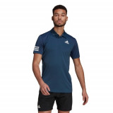 Tricou barbati adidas Tennis Club 3-Stripes Polo GL5458