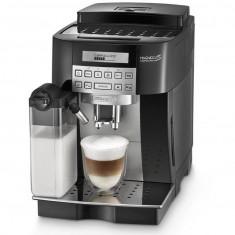 Espressor automat DeLonghi Magnifica S ECAM 22.360.B, 1450 W, 15 bar, 1.8 l, carafa lapte, display LCD, negru