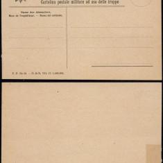 Switzerland - Postal History Rare Old UNUSED military fieldpost DB.113