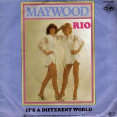 "Maywood - Rio (1981, CNR) Disc vinil single 7"" disco"