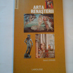 ARTA RENASTERII - Gerard LEGRAND