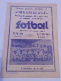 Program meci fotbal OTELUL GALATI - VICTORIA BUCURESTI (08.11.1987)