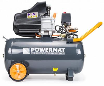Compresor aer profesional 50L foto