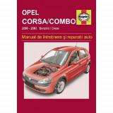 Manual Opel Corsa/Combo (2000-2003)