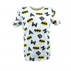Tricou maneca scurta baieti E Plus M Batman BAT 52 02 199, Multicolor