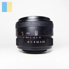 Obiectiv Danubia 35mm f/2.8 montura M42