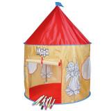 Cumpara ieftin Cort de joaca pentru copii Albinuta Maya Color My Tent, Multicolor, Knorrtoys
