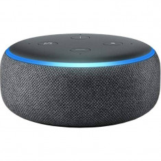Boxa inteligenta Amazon Echo Dot 3 Negru