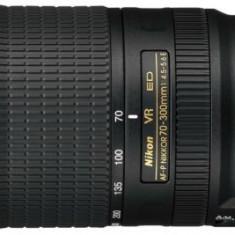 Obiectiv Foto NIKON, 70-300 mm, f/4.5-5.6E ED AF-P VR