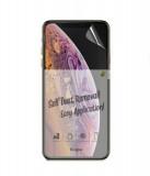 Cumpara ieftin Set 2x Folie iPhone 11 Pro / iPhone XS / iPhone X, Auto-Curatare, Ringke Dual Easy, Transparent