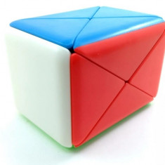 Cub Rubik MoYu MF Skewb Container Stickerless , 73CUB