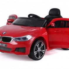 Masinuta electrica Bmw Seria 6 GT 12V PREMIUM Rosu