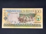 Bancnota Rwanda, 100 Francs, 2003, UNC