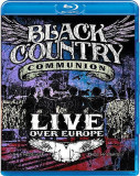 Black Country Communion Live Over Europe (bluray)