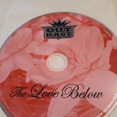 OUTKAST - THE LOVE BELOW  -   CD