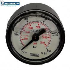 Manometru de 250 bari pentru aparatele de curatat cu presiune, Michelin