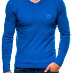 Bluza barbati E74 albastru inchis