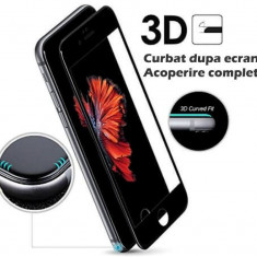 Folie protectie sticla 3D full size iPhone 7