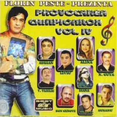 CD Provocarea Campionilor Vol. IV , original, manele