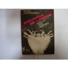 Dirijorul De Lebede Intilniri Cu Oleg Danovski - Marian Constantinescu ,550689
