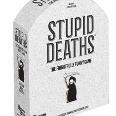 Joc Stupid Deaths Board Game