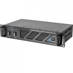 Amplificator sonorizare Ibiza 2x600w