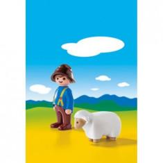 Figurine barbat cu oita Playmobil 1.2.3