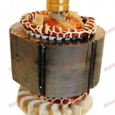 Stator si Rotor generator 2 - 5 kw (Gx 160, 168F etc) Cupru (Monofazic)