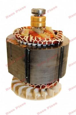 Stator si Rotor generator 2 - 5 kw (Gx 160, 168F etc) Cupru (Monofazic) foto